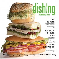 Dishing Issue 4