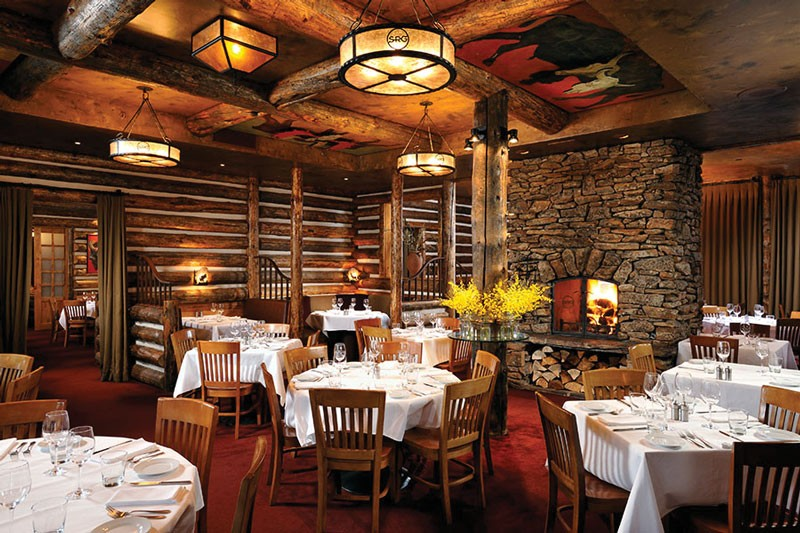 Snake River Grill, Fine Dining Restaurant Jackson Hole