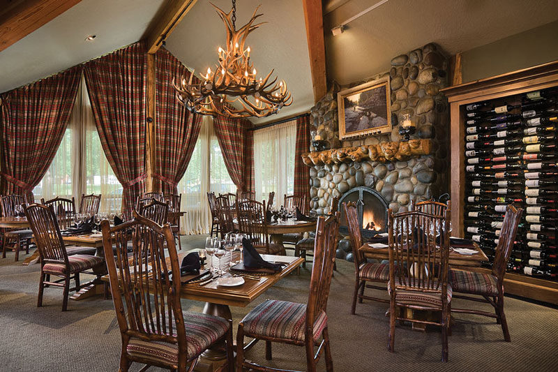 Best Restaurant In Jackson Hole Wild Sage