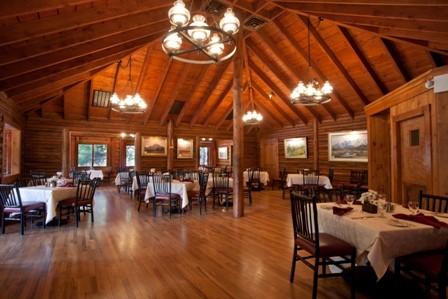 Jenny lake lodge jackson hole restaurants for Stazione di jackson hole cabin