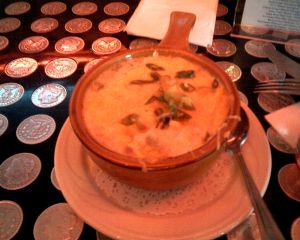 Wort Hotel, the wort, corn chowder, corn chowder recipe, the wort's famous corn chowder recipe, silver dollar bar, silver dollar grill, dining jackson hole, jackson hole restaurants, dishing jackson hole, eating out in jackson hole, dining jackson, jackson bars