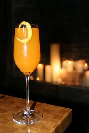 apricot fizz, st. germain, cocktail, the kitchen, jackson retaurant, dishing jh, jh dishing, dining jackson hole, ask for it, cocktail recipe