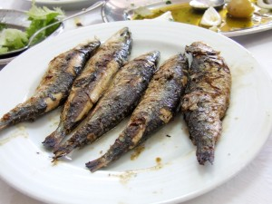 Sardines, Portugal, Dishing, Dishing JH, Dishing Magazine, Off-season Dining