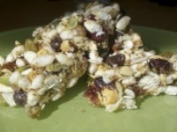 power bar, jackson hole wellness, ski bum kitchen, homemade, power bar recipe, dining jackson hole, dishing jackson hole