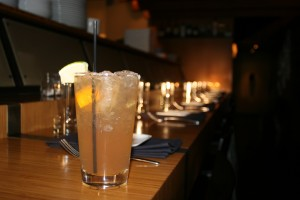 the kitchen, spicy margarita, dining jackson hole, dishing jackson hole, jackson restaurants, fine dining group