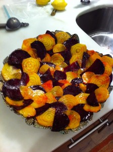 beet salad, evo, the grocery, salad recipe, charleston, dishing jh, dishing at the table