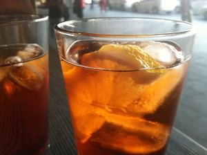 Columnist from afar Alice Bever enjoys a spritz in Italy, while missing the views and a spicy margarita from the Granery.