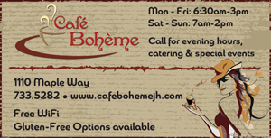 Cafe Boheme