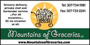 Mountains of Groceries