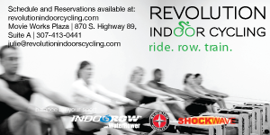Revolution Indoor Cyclling