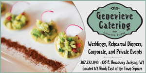 Cafe Genevieve Catering