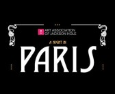 Art Association Hosts a Night in Paris