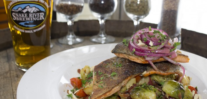 Brew Pub's Beer Dinner Goes Local