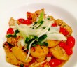 This lobster gnocchi was on the tasting menu at Trio earlier this winter.