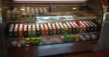 Cold Pressed Juice Bar at Healthy Being Juicery
