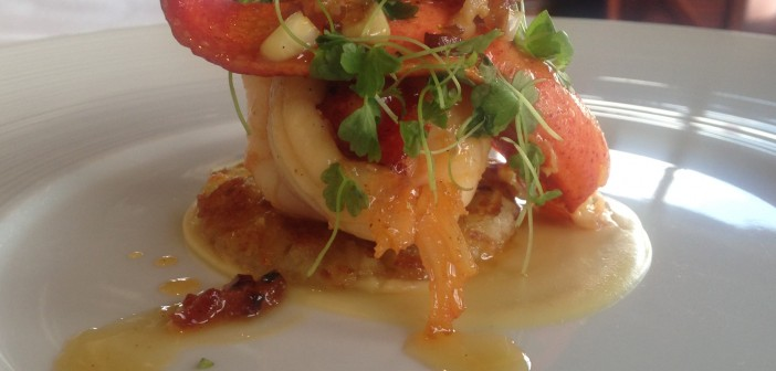 Check Out Couloir's New Summer Menu