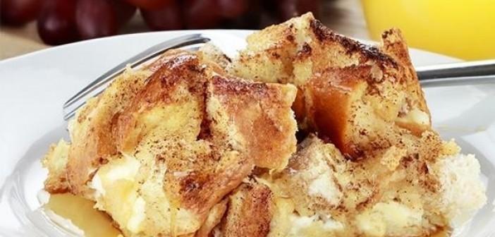 An Easy Breakfast: French Toast Casserole