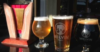Melvin Brewing beers