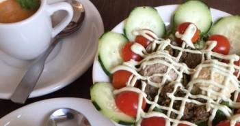 healthy being taco salad bowl