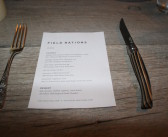 Field Rations Offers Catering, Private Dining