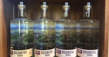 highwater vodka