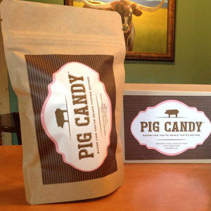 Pig Candy works great for any occasion
