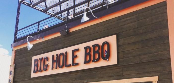 Big Hole BBQ Opening Next Month
