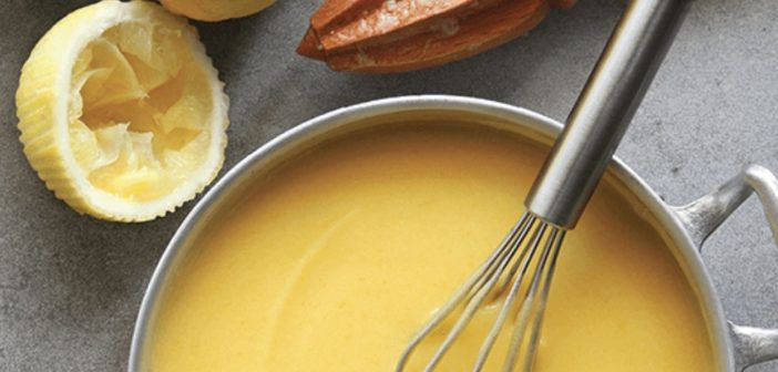 Whole Grocer Citrus Curd