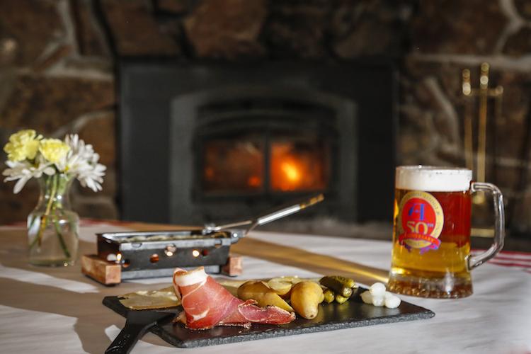 Alpenhof Raclette