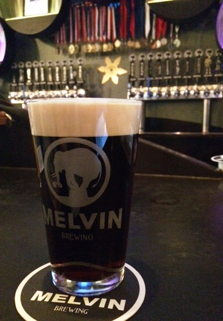 melvin coffee stout