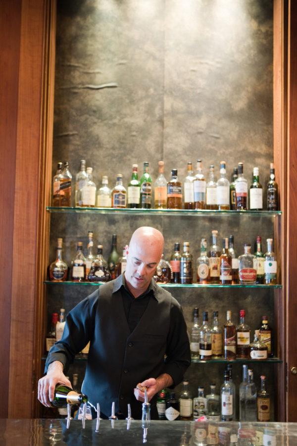 Amangani cocktail menu