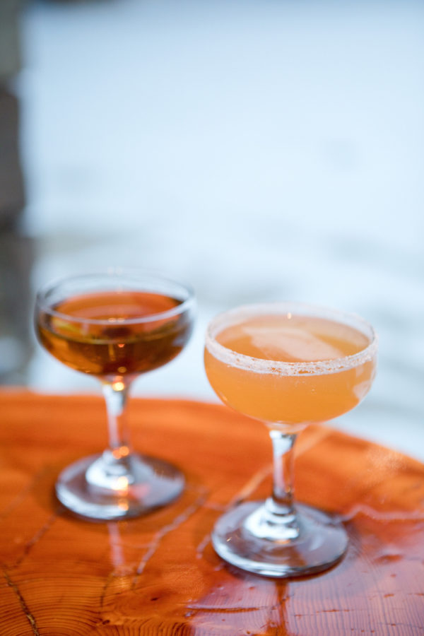 What to Drink Right Now: Amangani's Winter Cocktails
