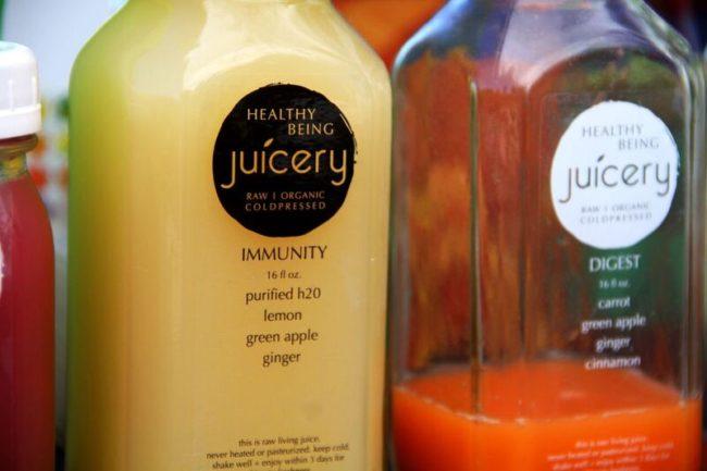 coldpressed juicer