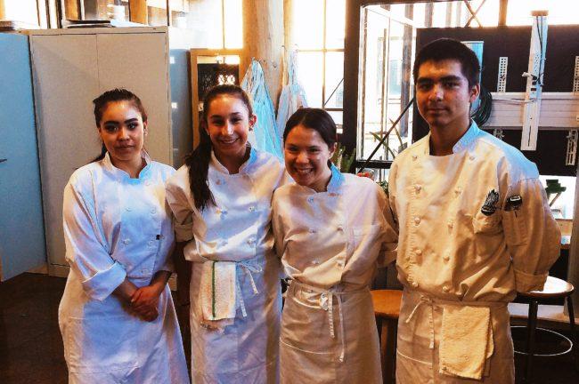 JHHS Culinary Team