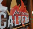 Pizzaria Caldera Hearts of Glass