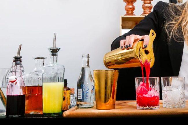 amrita drinks