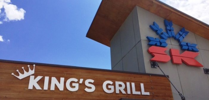 A Hole New King's Grill