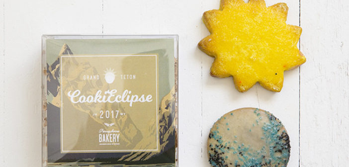 Persephone Eclipse Cookie