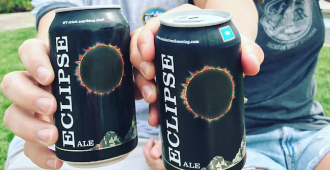 SRB Eclipse Beer