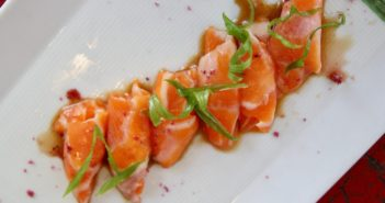 Steelhead Trout Crudo