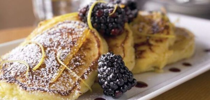 Ask For It: Westbank Grill's Ricotta Pancakes