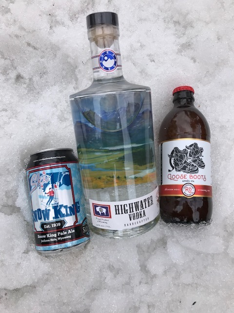 local beer and booze