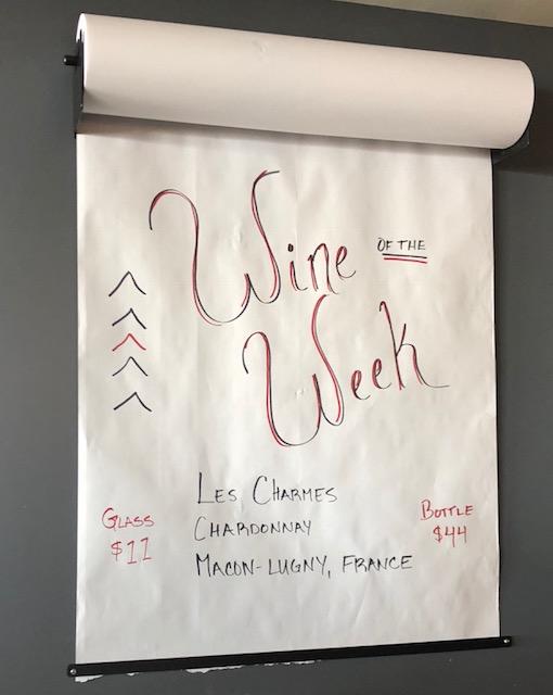 Piste wine of the week