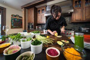 unprocessed kitchen