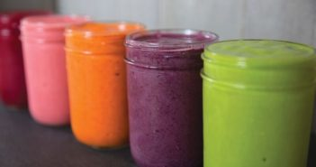 healthy being smoothie