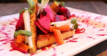 gather vegan panisse