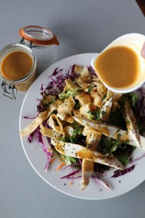 eleaven salad dressing