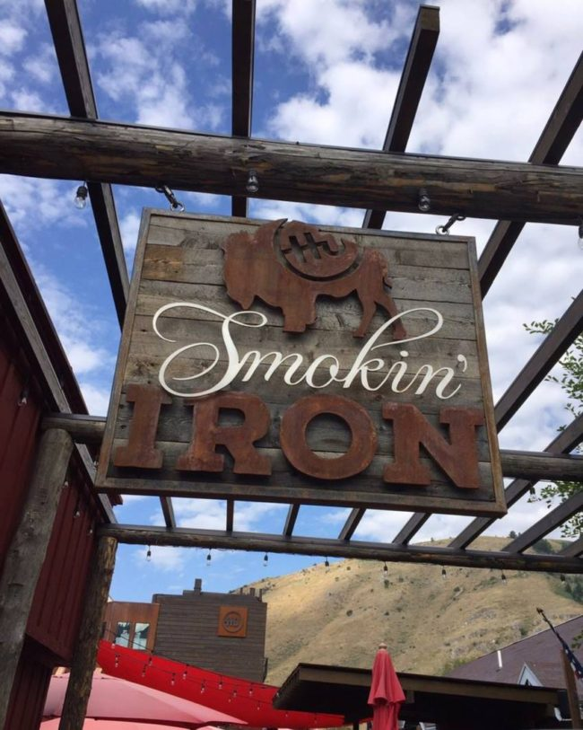 smokin iron