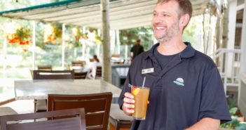Behind the Bar with Teton Pines' Adam Peters