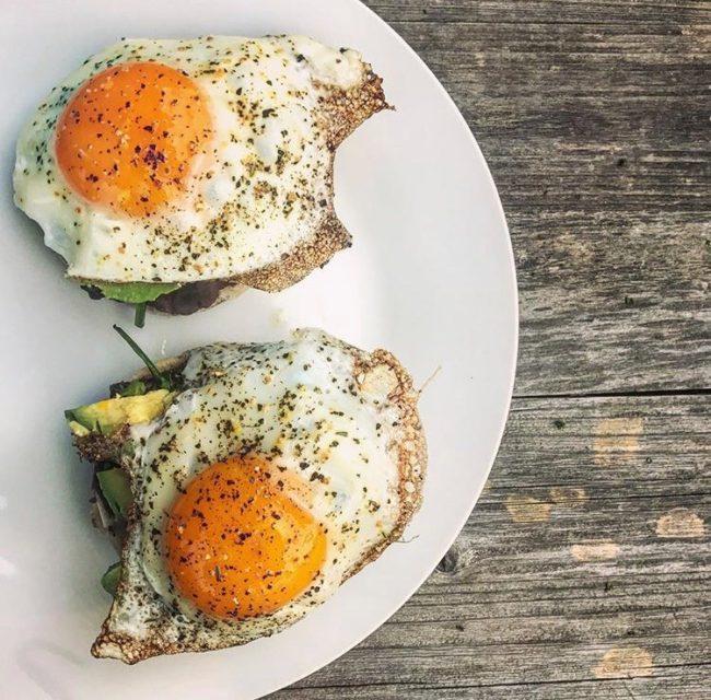 egg vitamins